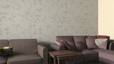 Living Room2 - Vintage - Living room - by Staffscat