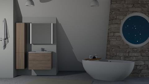 Bathroom island vibes - Bathroom  - by yellowAri