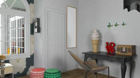 d.b room - Vintage - by jammysmile11