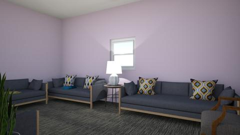 Church Num1 - Living room  - by sfrench0006