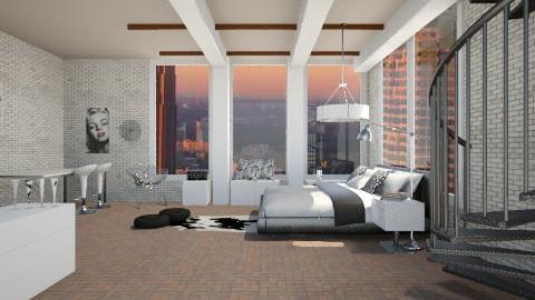 MRoom - Vintage - Living room  - by Mirjeta Maxhuni