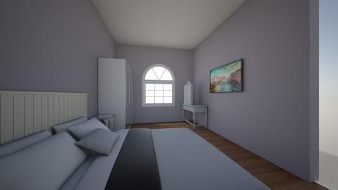 bedroom - Bedroom  - by gozsus