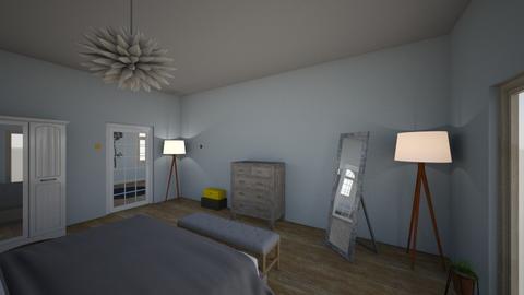 Bewerbung 3 - Modern - by jaimymunnix