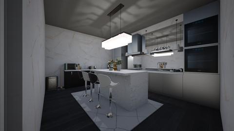 dream house  - Modern - Kitchen - by Natty545