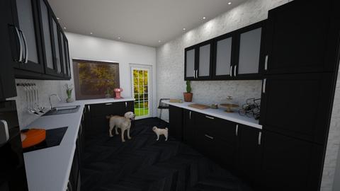 Kitchen - Modern - Kitchen - by Renee201