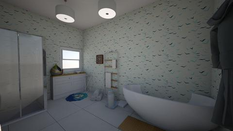 bathroom comp - Bathroom  - by Natasha W