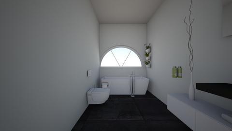 Badezimmer - Modern - Bathroom - by gruberfranziska
