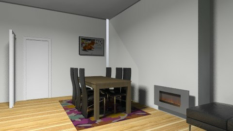 lounge temp 2 - Modern - Living room - by pippajlee