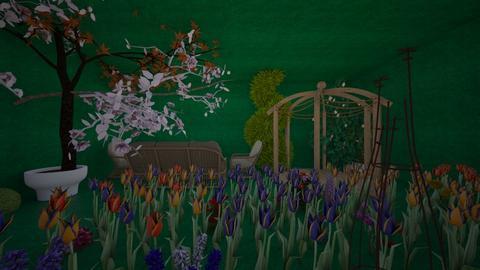 bloom - Classic - Garden  - by charityu24