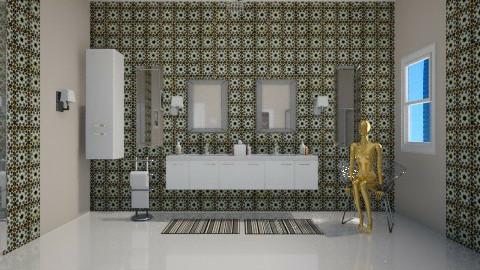 Doche - Country - Bathroom  - by Hanane Haidoune