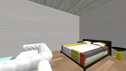bedroom - Modern - by Robertne