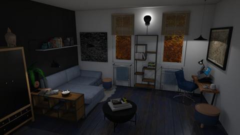 Small Room II - Modern - Living room - by Daria Marienko