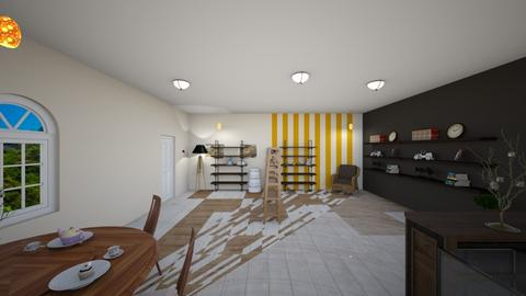 East Gourmet floor 2 - by Trincityredo