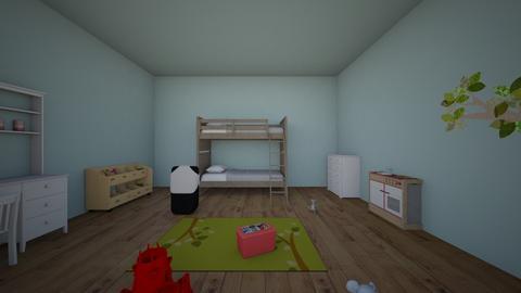 My amazing room - Bedroom  - by Cats_Rules