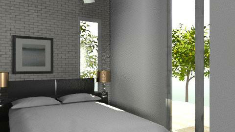 HOUSE VISTA  - Minimal - Bedroom  - by domuseinterior
