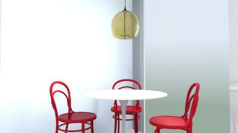 H. Eder2 - Eclectic - Kitchen  - by rescano