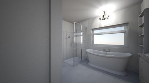 masterbath2345 - Bathroom - by hannahkmathenia