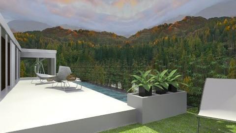 bamoo home 9 - Modern - Garden  - by ARMIDA 1