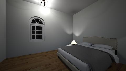 Wong Jia Quan bedroom - Bedroom  - by wongjiaquan