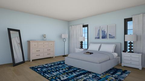 Feng shui bedroom - Bedroom  - by KathyScott