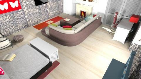 Bedrooom2 - Global - Bedroom - by Fmarkley