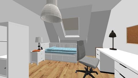 Planning new home  - Feminine - Bedroom  - by KitchenCat