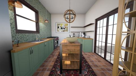 Kitchen - Kitchen  - by gaymanshousecat