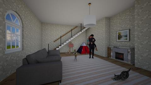 part 2 - Living room  - by BrnMstfKml