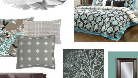 Pretty Bedroom - Feminine - Bedroom - by elliefant