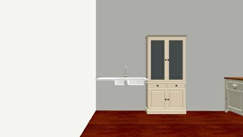 Kitchen - Glamour - Kitchen  - by starhgibbs