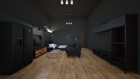 Try 1_0 - Minimal - Bedroom  - by sabgzbot