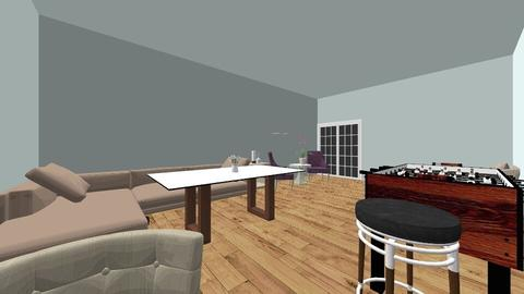 LivingRoom1 - Living room  - by piziztzfacs