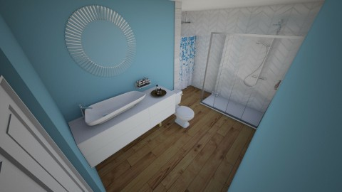 simply simple - Modern - Bedroom - by andreabella1225