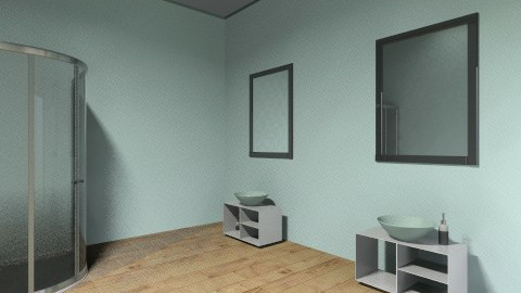 friz - Glamour - Bathroom  - by macy486