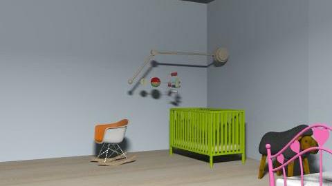nini´s playroom - Modern - Kids room  - by Buzzymarga