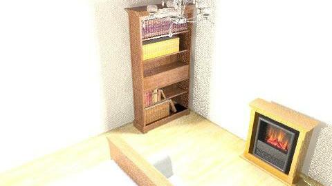 bedroom - Rustic - Bedroom  - by brenhart