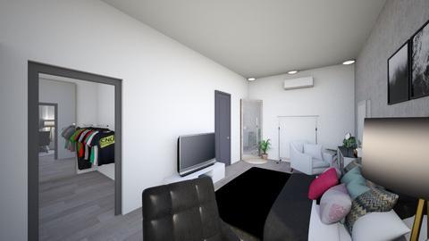 MY ROOM - Bedroom  - by meeraaruta