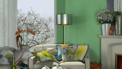 YY - Classic - Living room  - by klumea