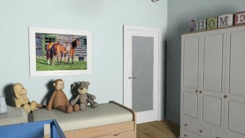 Cili76 Gyerekszoba 2 - Minimal - Kids room  - by Vargn Nagy Ceclia