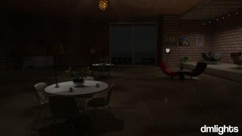 Coffee Restaurant - Dining room - by DMLights-user-1555443