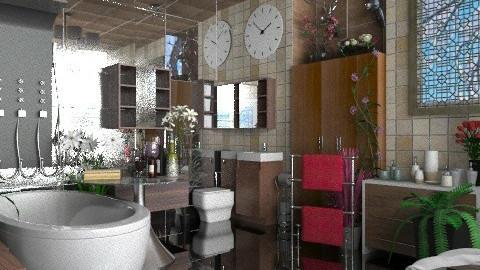 modern bath - Modern - Bathroom  - by Your well wisher