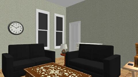 living room - by eleanorkk