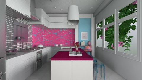 Cupcake - Modern - Kitchen  - by jenshadow_222
