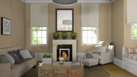 Caramel Live - Classic - Living room  - by Carliam