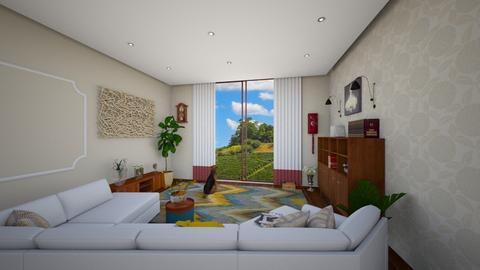 Quarantena - Living room - by Emy_donny
