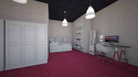 bedroom - Modern - Bedroom  - by Burcu Olgun