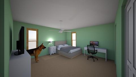 bedroom lifeskills - Bedroom  - by Zoeybowe2496