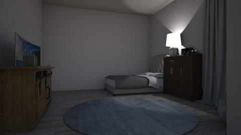 Asthetic room UwU - Vintage - Bedroom  - by Just_a_interior_designer_23