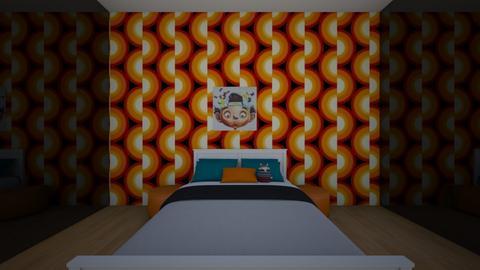 SammyJPili - Bedroom  - by theIrishdog
