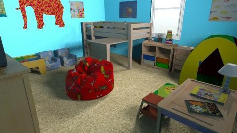 Kids Room1 - Modern - Kids room  - by AubriG88